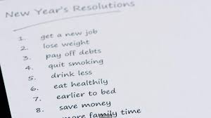 capital why your new year s resolutions often fail research shows that only 8% of people who have made a new year s resolution were able to meet their goal credit alamy