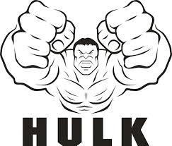 I Disegni Di Hulk Da Stampare E Colorare