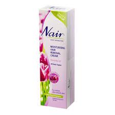 nair moisturizing hair removal cream 100ml