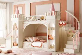 kids loft bed with slide. Kids Castle Bunk Bed Set With Slide \u0026 Stairs Loft U