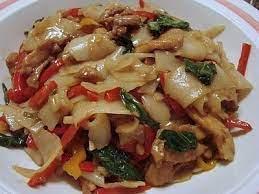 drunken noodles w en recipe