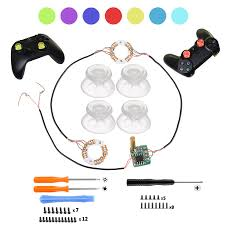 Led Light Xbox One Controller Actmodz Transparent Analog Diy Led Light Thumb Sticks Mod