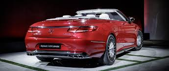 Gallery of 45 high resolution images and press release information. The New Mercedes Maybach S 650 Cabriolet