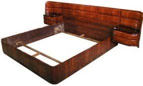 Dassi Mobili Modern Custom Art Deco Bedroom Set 2