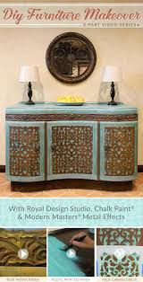 diy furniture makeovers. Diy Furniture Makeover Cutting Edge Stencils Shares Stenciled Makeovers