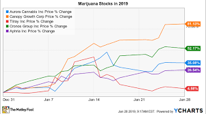 Aurora Stock Chart Big Marijuana Is Booming Except For 1 Stock Nasdaq