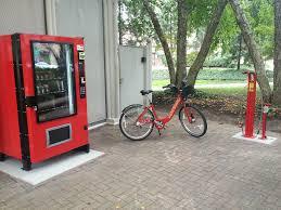 Bicycle Vending Machine Best Crystal City Hosts Two Bike Events Installs Bike Vending Machine