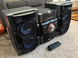 sony sound system. sony sound system