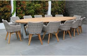 outdoor dining table for 12 elegant outdoor dining table for 12 brilliant 12 seater dining table