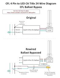 diagram for wiring 4 pin floursent wiring diagrams long diagram for wiring 4 pin floursent wiring diagram used 4 pin lamp socket lighting watt double