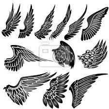 Tetování Andělé A Křídla Dovol Sám Sobě Svobodně žít