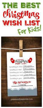 Christmas Wishes Samples Encourage Kids To Be Thoughtful This Year In Their Christmas Wish 24