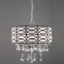 warehouse of tiffany roxanne 17 in 4 light vintage drum chandelier