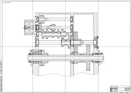 Курсовые проекты по конструированию машин и оборудования Токарно револьверный станок 16К20