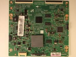 samsung tv main board replacement cost. this is the t-con board (normally covered by a metal plate) samsung tv main replacement cost