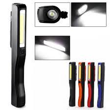 Magnetic <b>Portable</b> Rechargeable <b>COB</b> LED Work Handheld mobile ...