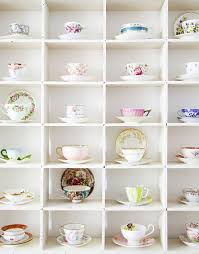 Tea Set Display Stand For Sale Inspiration 32 Display Ideas For Your Collections Kitchendining Pinterest