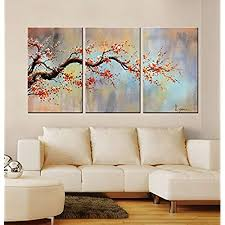 wall art for living room amazon