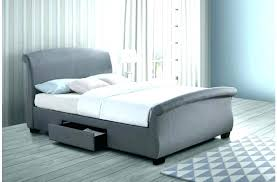 grey king size bed grey bed frame king grey bed frame decor king size fabric sleigh grey king size