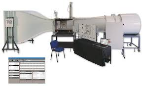 Wind Tunnel Balance Design Subsonic Wind Tunnel Af1600s Aerodynamics Tecquipment