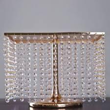chandelier cake holder gold chandelier cake stand gold images chandelier cupcake stands