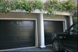 black garage doorsBlack Garage Doors Photo Of Genesis Garage Doors U0026 Gates