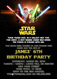 make your own birthday invitations free printable free printable star wars birthday invitations template