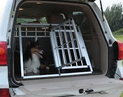 Aluminium Dog Transport Box