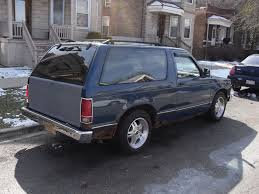 Chevrolet S-10 Blazer wheels gallery. MoiBibiki #1