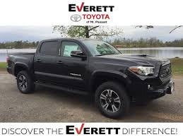 New 2018 Toyota Tacoma TRD Sport V6 For Sale in Mt. Pleasant, TX ...