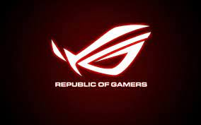 Red Asus ROG Wallpapers - Top Free Red ...