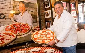 Image result for lombardi's pizza nyc