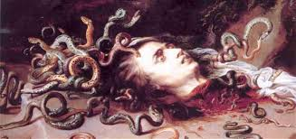 short myth stories and legends  the head of medusa the gorgon