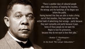 Booker T Washington Quotes Mesmerizing The Quotations Of Booker By Booker T Washington Newafrikan48