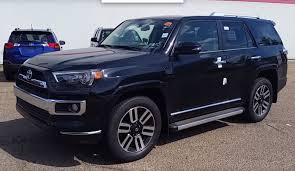 2018 toyota 7 seater.  seater 2016 toyota 4runner limited 7 passenger in midnight black 2018  youtube intended toyota seater