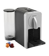 homewares coffee machines nespresso prodigio coffee milk machine