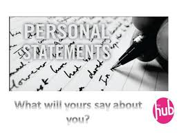 to write a UCAS personal statement SlidePlayer