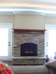 wonderful in wall gas fireplaces vented le