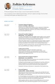 Customer Support Engineer Resume Samples Visualcv Resume Samples