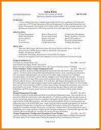 10 Project Management Resume Bullets Proposal Resume