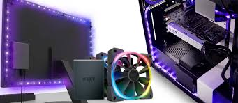 Hue 2 Lighting Controller Nzxt Releases Hue 2 Rgb Family Of Accessories