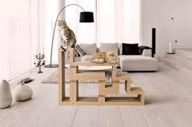 tetris furniture. Katris, Papercut Lab, Tetris Furniture, Cats Furniture