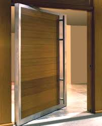Affordable Pivot Doors Pivot Door Inc - Exterior pivot door