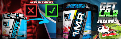 bpi sports pre workout 1mr vortex replacement