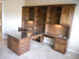 Outstanding Custom Built Office Desk Pictures Design Inspiration