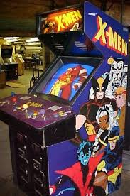 X-Men Arcade Game | Vintage Arcade Superstore