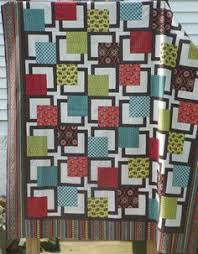 18″ Quilt Blocks are the Stars of a Brand New TV Show | Nancy ... & So, it was time in the shop for a new BQ quilt (Maple Island Quilts). This  pattern can used again and again with amazing results. Adamdwight.com