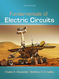 Electronic Circuit Analysis And Design 4th Edition Pdf Fundamental Of Electric Circuits Charles Alexander