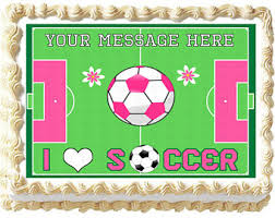 How To Decorate A Soccer Ball Cake Soccer ball cake Etsy 48