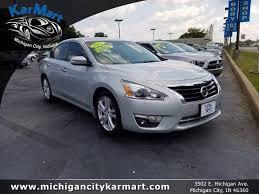 nissan altima 2014 silver. Contemporary Silver 2014 Nissan Altima 35 SL 4dr Sedan  Michigan City IN Throughout Silver 1